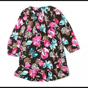 Baby Gap Chelsea Dress Corduroy Floral Butterfly